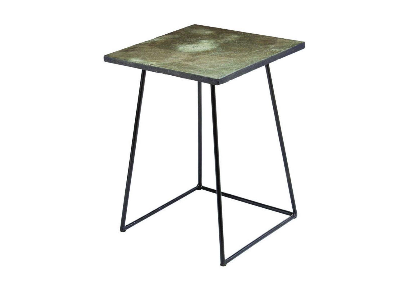Linear Concrete Table