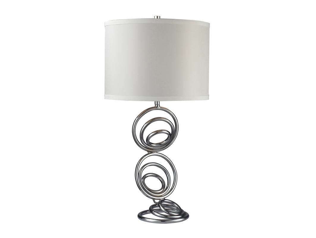 Lampe CHROME 26 po.