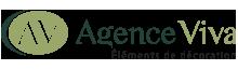 Agence de vente Viva – Éléments de décoration Logo